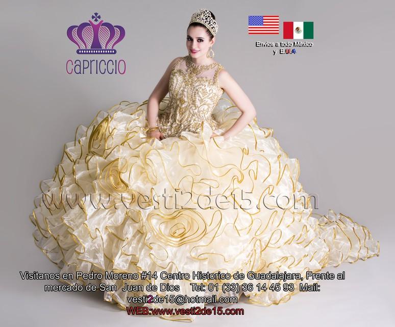 da2d42f59 vestidos para quinceañera y quinceaños tanto de gala como vestidos ...
