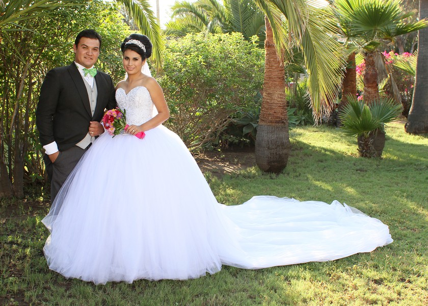 Vestidos de novia en gdl