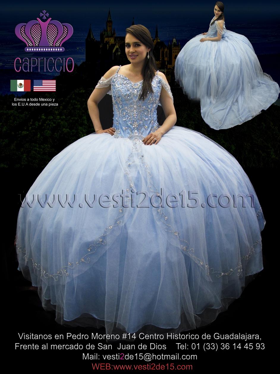 Galeria 1 (Fotos) - Capriccio, Quinceañera, Vestidos de 15 años, xv ...